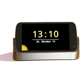 Day and night clock for Android