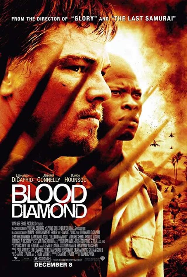 Blood Diamond 2006 x264 720p Esub BluRay Dual Audio English Hindi GOPI SAHI