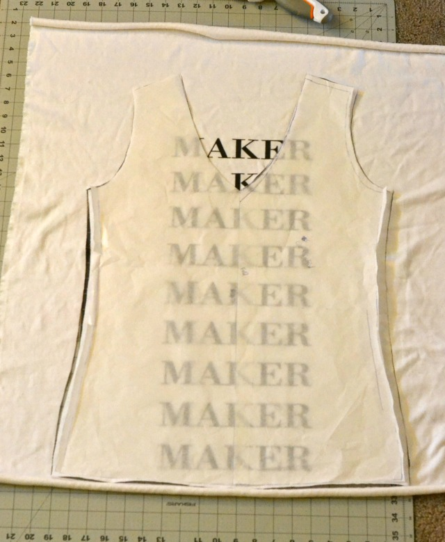 MAKER Graphic Tee: Design Your Own Graphic Tee