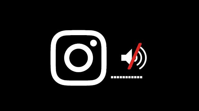 Fix no sound on Instagram story