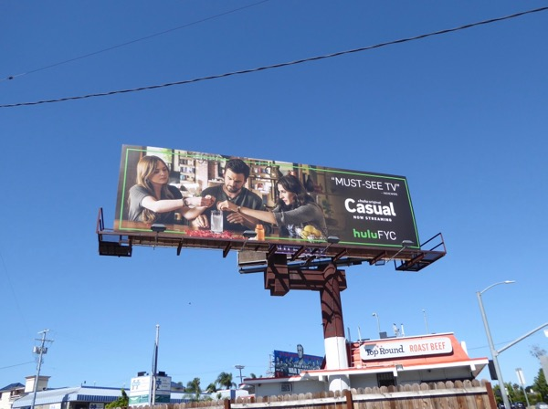 Casual 2017 Emmy FYC billboard