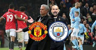 Манчестер Сити – Манчестер Юнайтед смотреть онлайн бесплатно 07 декабря 2019 прямая трансляция в 20:30 МСК.