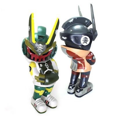 BOBATEQ & MANDOTEQ MegaTEQ Star Wars Vinyl Figures by Quiccs x Martian Toys