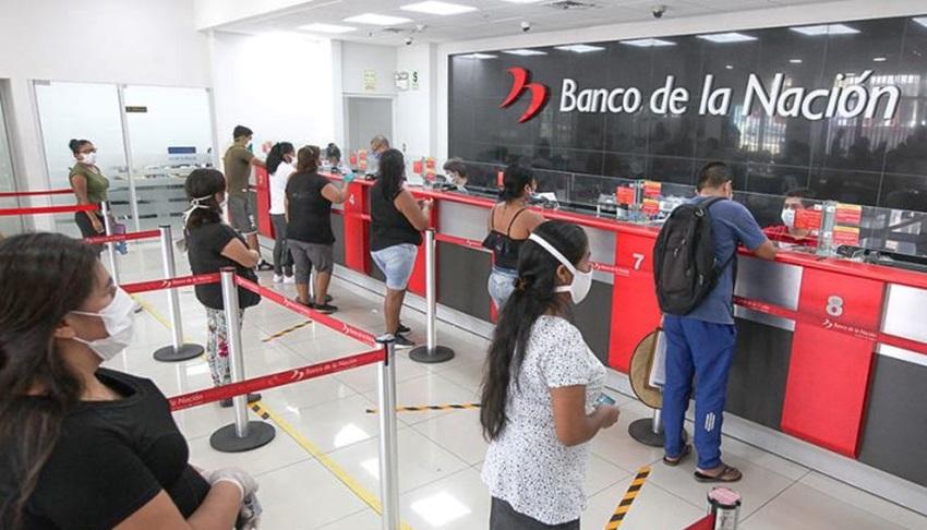 Banco de la Nación creará Cuenta-DNI