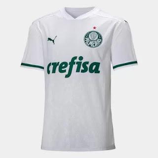 Camisa Palmeiras II 20/21 s/n Torcedor Puma Masculina