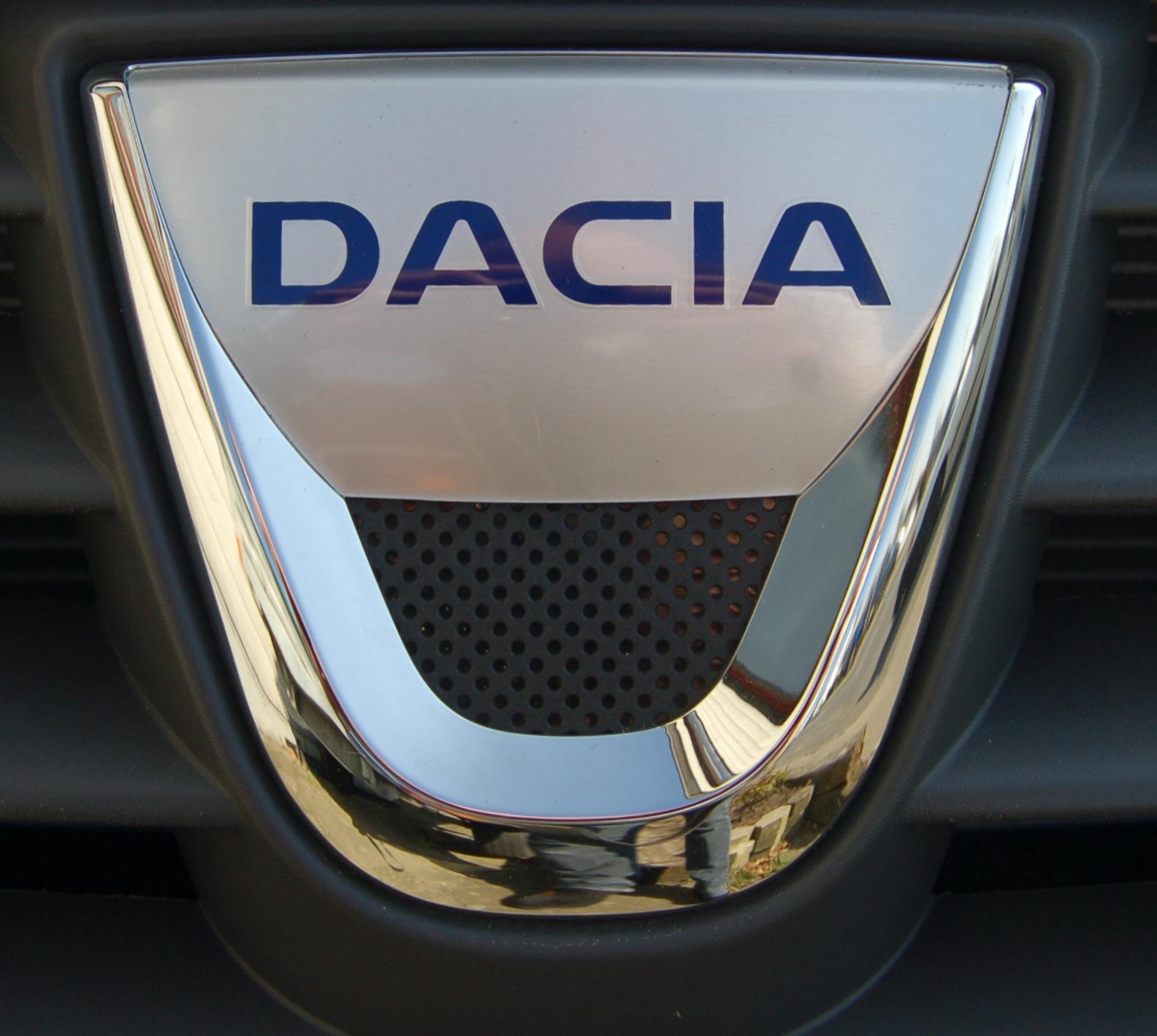 Car Logos 77 Dacia Logo