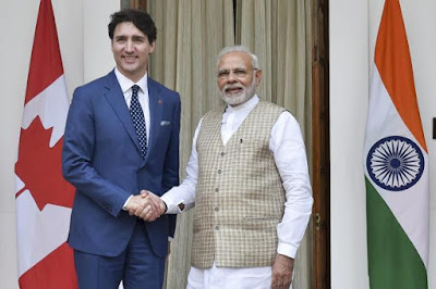 Cabinet approves signing of MoU between India and Canada on collaboration among Chartered Accountant Institutions