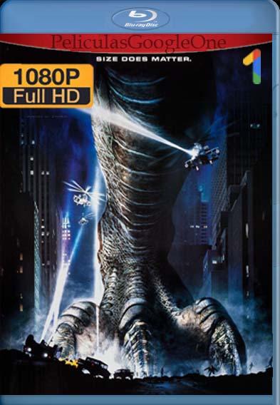 Godzilla (1998) [1080p BRrip] [Latino-Inglés] [GoogleDrive] LaChapelHD