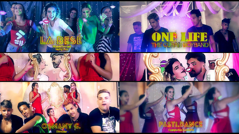One Life - ¨La besé¨ - Videoclip - Director: Osmany González. Portal Del Vídeo Clip Cubano