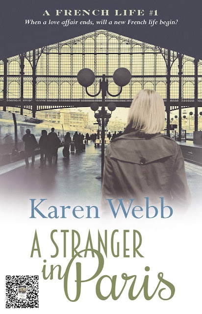 French Village Diaries book review A Stranger in Paris Karen Webb