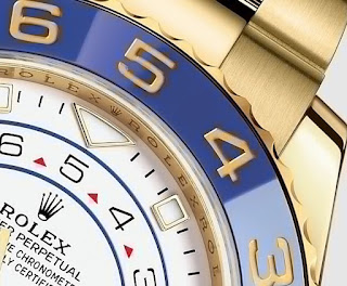 The Yacht-Master II - Ring Command Bezel