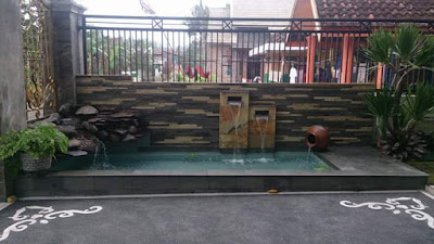 Jasa Kolam Ikan Surabaya