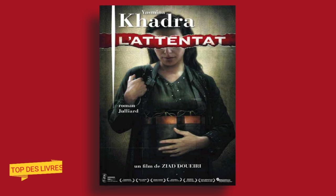 Télécharger : L'attentat de Yasmina Khadra en Epub