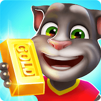 Talking Tom Gold Run - eztosai