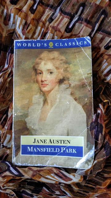 Mansfield Park--Jane Austen