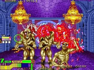 Dragon Gun+arcade+game+portable+retro+rail shooter+download free+videojuego+descargar gratis