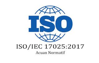 Acuan Normatif ISO IEC 17025 2017