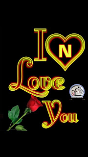 i love you n nameart