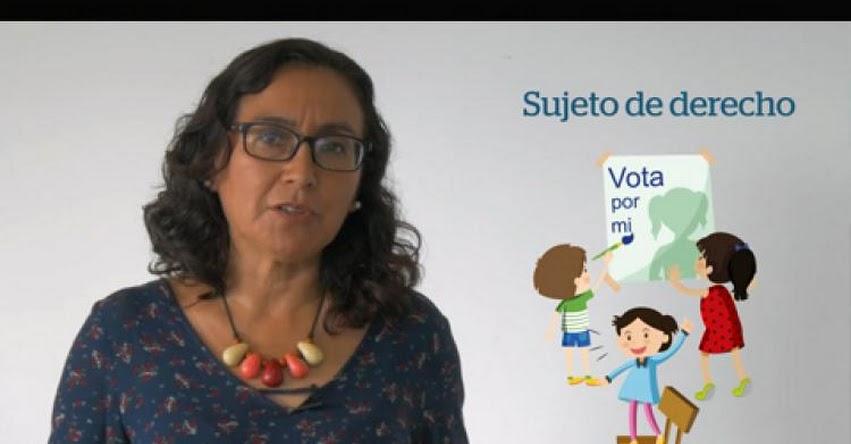 ZOOM EDUCATIVO N° 4: «El desarrollo de la competencia ciudadana en estudiantes mujeres en zonas rurales» www.minedu.gob.pe