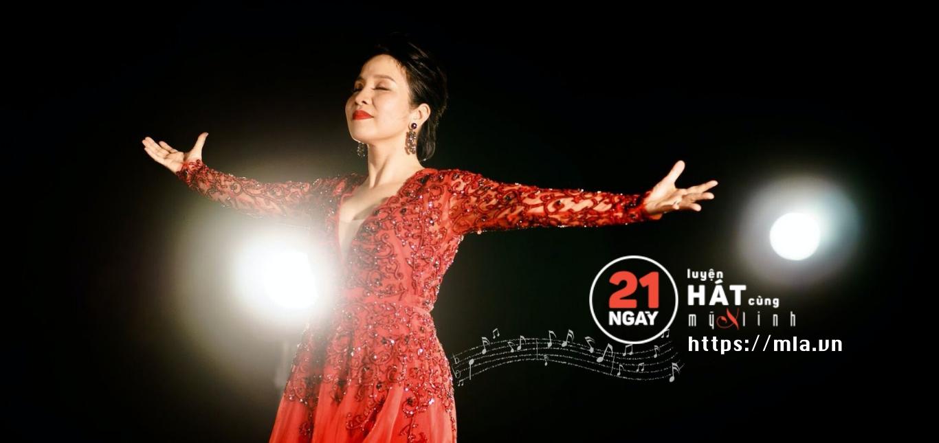 Share khóa học thanh nhạc 21 ngày luyện hát cùng ca sĩ Mỹ Linh - Học xong tự tin hát hay như ca sĩ