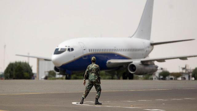 El presidente turco aterriza en Irán escoltado por dos cazas militares iraníes