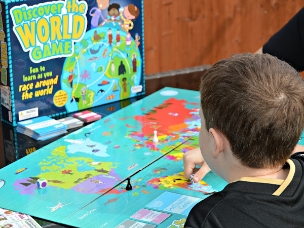 Discover The World Game | Review