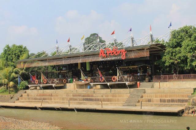 Ah Poong Sensasi Thailand Di Pinggiran Cikeas