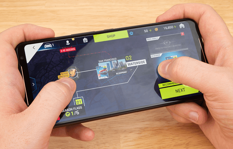 ASUS ROG Phone 2 announced with OLED 120Hz screen, SD855+