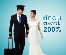 Rindu Awak 200% 2014 - Slot Akasia TV3 (Episod 1)