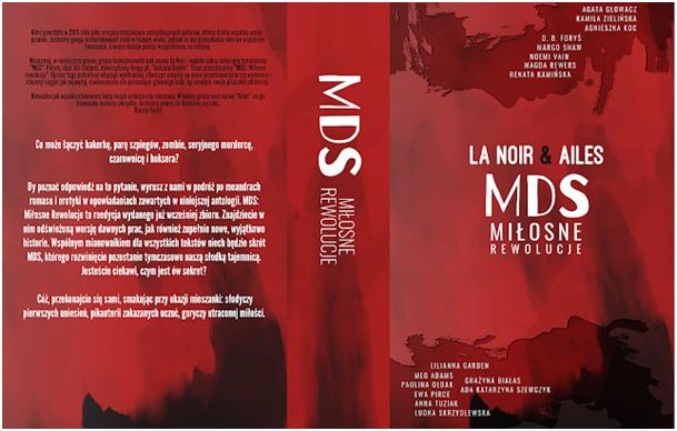 MDS: Miłosne Rewolucje - Grupa Literacka Ailes - Recenzja