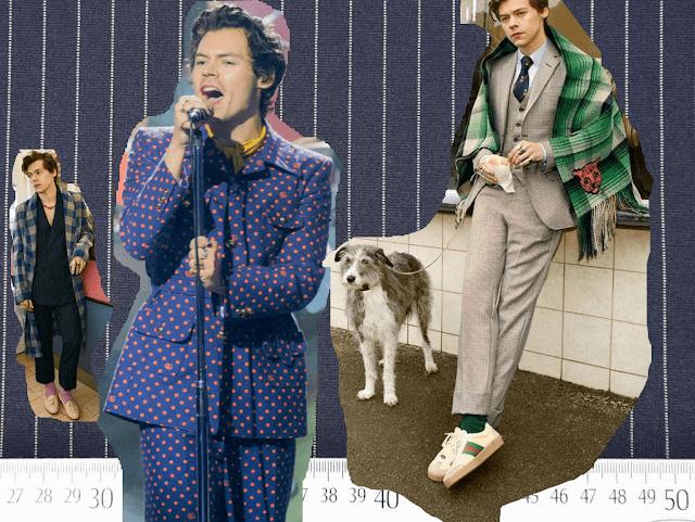 Harry Styles Anzüge