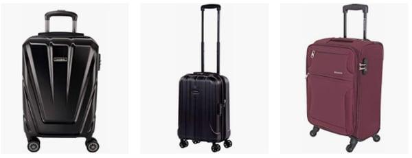 Malas Samsonite comprar mala antes de viajar