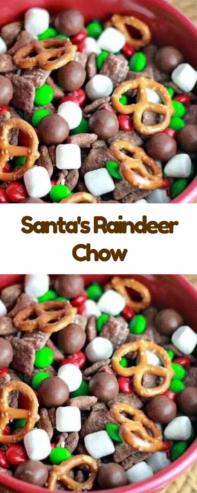 Santa & Raindeer Chow