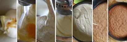 Zubereitung Rührteig mit Vanille