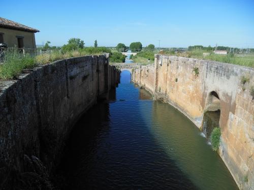 Wielki Kanał Kastylijski, Camino, Jola Stępień