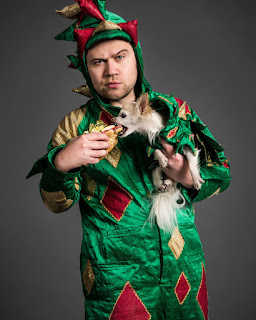 Piff the Magic Dragon in Bonita Springs, FL at SouthWest Florida Event Center