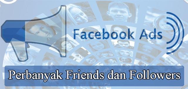 Perbanyak Friends dan Followers Kiat Sukses Bisnis Online di Media Sosial