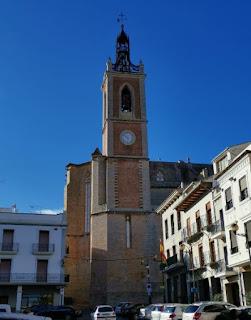 Iglesia de Santa María, Sagunto, Sagunt.