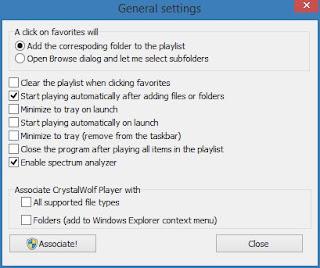 تحميل, احدث, اصدار, لبرنامج, CrystalWolf ,Audio ,Player, مجانا