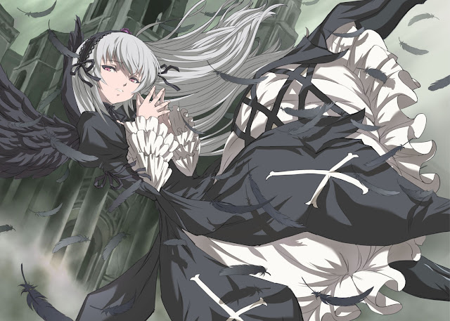 suigintou wallpaper
