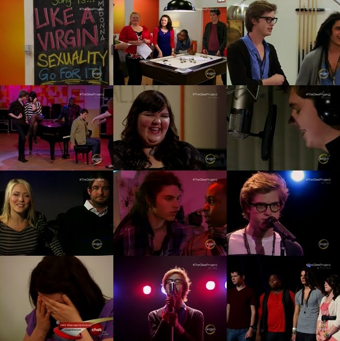 Glee project 2 sexuality episode