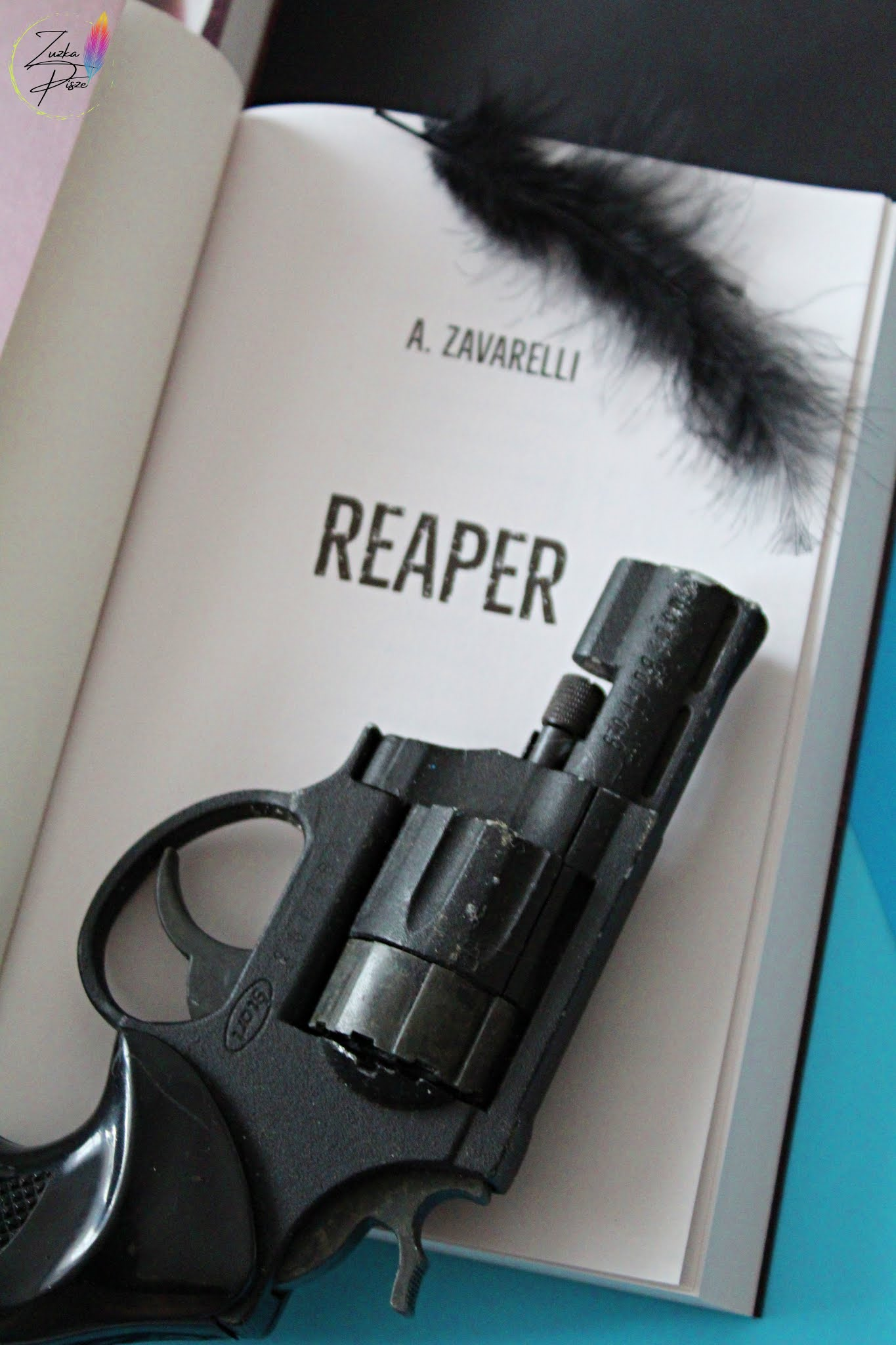 "A. Zavarelli ""Reaper"" - recenzja patronacka"