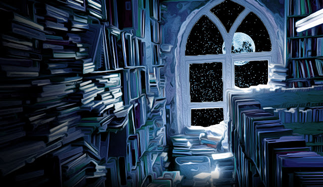 Mundos de fantasía | Descubre la obra de D. D. Puche | The Hellstown Post