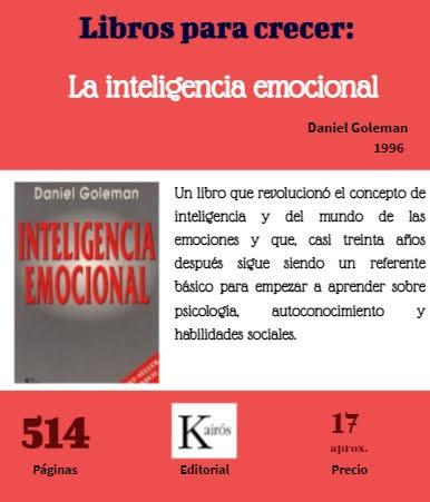 Libros para crecer: La inteligencia emocional 02