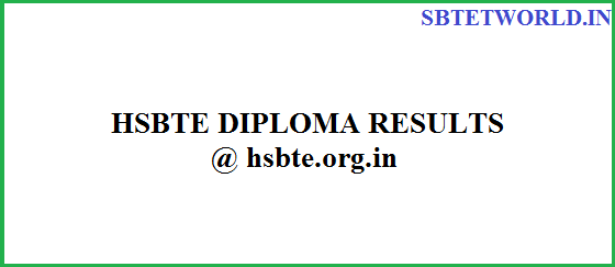hsbte results 2017, hsbte polytechnic results, hsbte diploma results, hsbte polytechnic 2017 results, hsbte results 2017 results