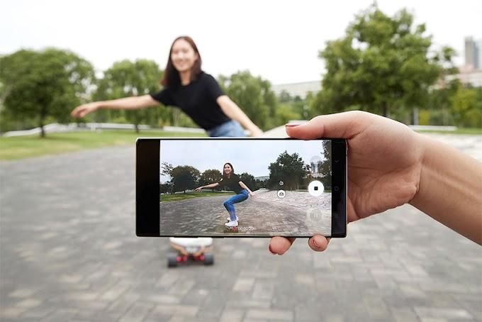 Graba videos con imagen y audio profesional  gracias al Galaxy Note10