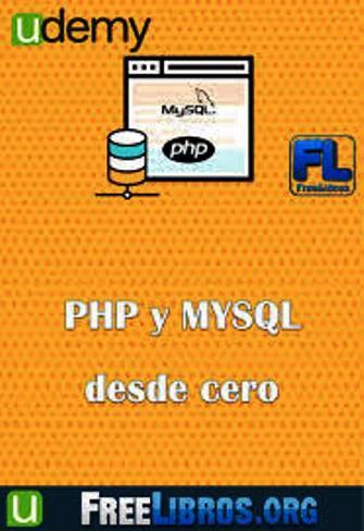 UDEMY: PHP y MYSQL desde cero