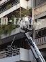 εγκατάσταση inox καμινάδας σε διαμέρισμα πολυκατοικιας:  εργασίες τοποθέτησης εντός και εκτός διαμερίσματος