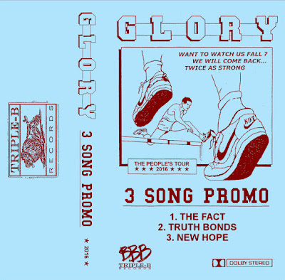 GLORY - 3 Song Promo