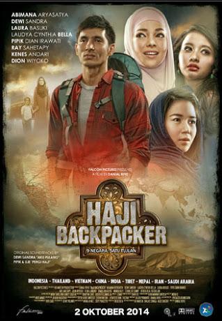 Review lengkap film haji backpacker